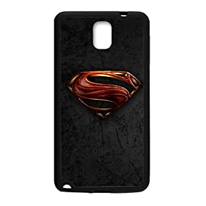 Superman Symble Black samsung galaxy note3 case