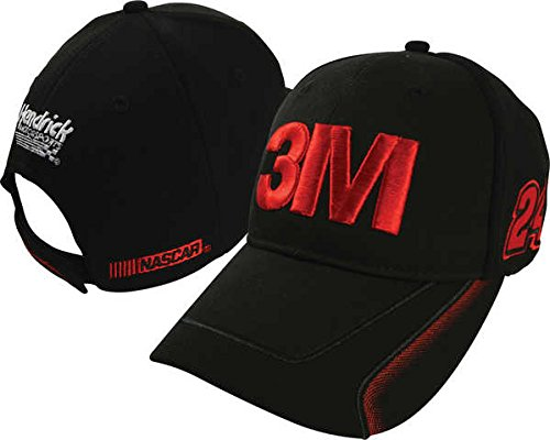 Jeff-Gordon-Chase-Authentics-3M-Pit-Cap-2015