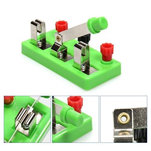 YHCWJZP DIY Electricity Test Children Electromagnetic Physics Science Experiment Set by YHCWJZP (Image #6)