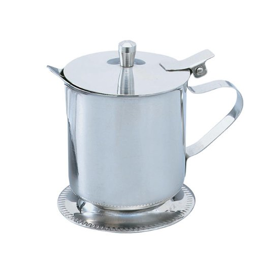 VOLLRATH COMPANY INC., TRIENNIUM SERVER CREAM 5 OUNCE STAINLESS STE, Manufacturer Part Number: 46205 (Vollrath Company Number)