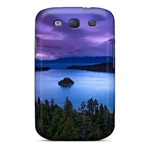 Galaxy S3 Case Cover Isl Cove Case - Eco-friendly Packaging