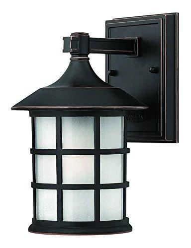 Hinkley Lighting 1800OP Freeport 1-Light Outdoor Light, Olde - 1 Freeport