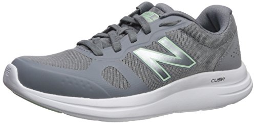 New Balance Women's Versi v1 Cushioning Running Shoe Steel