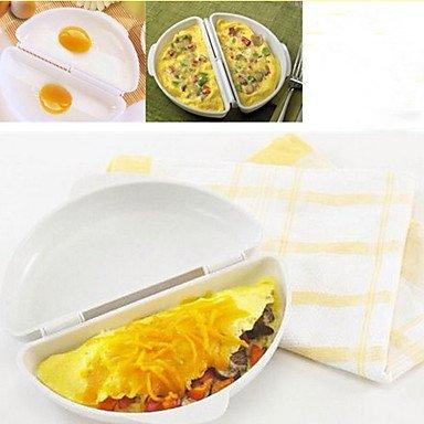 Wave plástico Tortilla molde cocina microondas omelet eléctrica ...