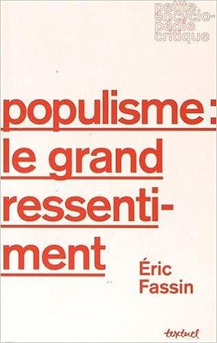 """Résultat de recherche d'images pour """"eric fassin populisme"""""""