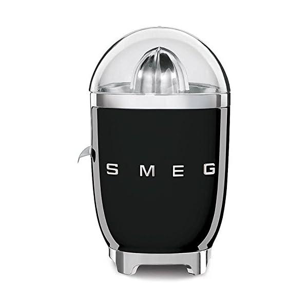 Smeg CJF01BLUS Citrus Juicer, One Size, Black 1