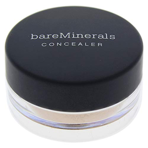 (bareMinerals Multi-Tasking Concealer SPF 20 for Women, 2b Summer Bisque, 0.03 Ounce)