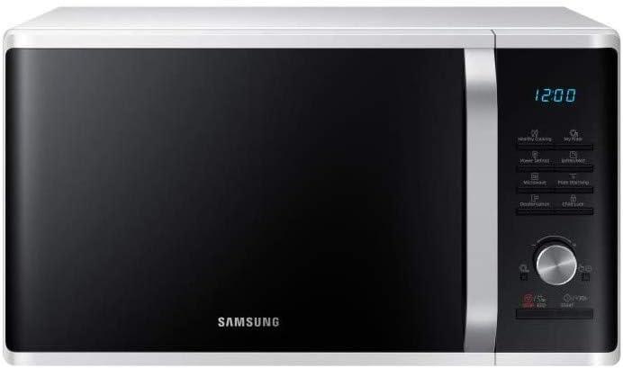 Samsung MS28J5215AW Encimera 28L 1000W Blanco - Microondas ...