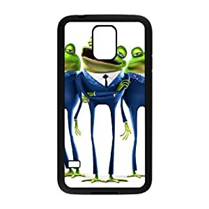 Samsung Galaxy S5 Phone Case Black Meet the Robinsons Frankie the Frog ETR9584189