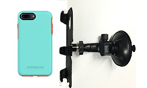 SlipGrip Car Holder For Apple iPhone 8 Plus Using OtterBox S