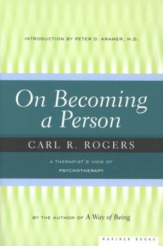 On Becoming a Person: A Therapist's View of Psychotherapy (English Edition)
