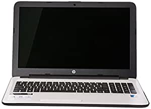 """Hewlett Packard 15-ay008la Combo Portátil 15.6"""", Intel Pentium 1.6 Ghz, 500 GB HDD, 8 Gb RAM, Windows 10 Home y Maletín"""