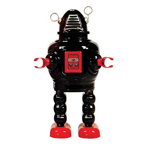 Saint John Tin Toys SJ020030 Planet Robot Black