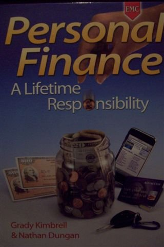 Personal Finance A Lifetime Responsibility