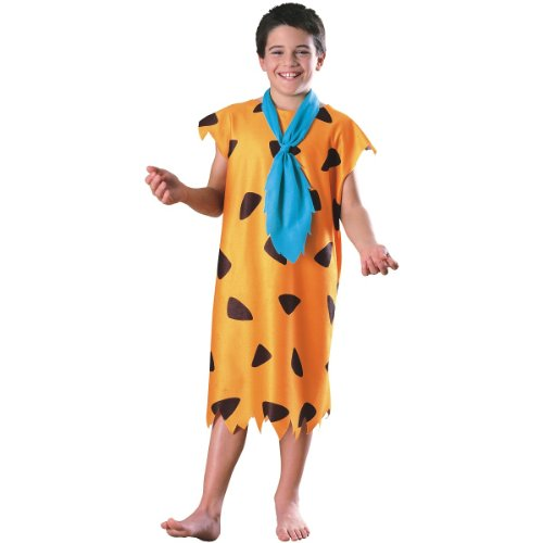 (Child Fred Flintstone Costume -)