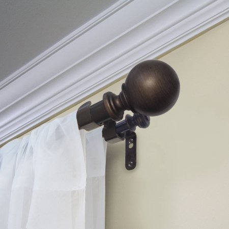 Better Homes and Gardens Double Curtain Rod Converter Bracket