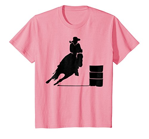 Kids Western Cowgirl Barrel Racing Rider Rodeo Horse Riding Race 12 (Cowgirl Barrel)