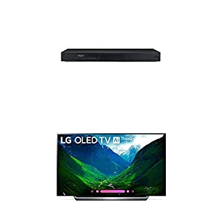LG UBK90 4K Ultra-HD Blu-ray Player with Dolby Vision (2018) and 77-Inch 4K Ultra HD Smart OLED TV (2018 Model) (B07PD7L3HS) | Amazon price tracker / tracking, Amazon price history charts, Amazon price watches, Amazon price drop alerts