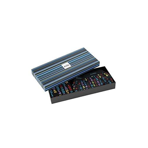 De Caja regalo de Boxer Multicolor Calcetines Par Achile 1 wHrwpxBYq