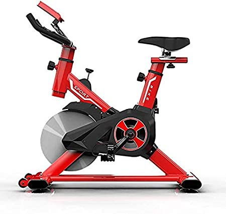 QWER Bicicleta de Spinning Bicicleta de Ejercicio Inicio Ultra ...