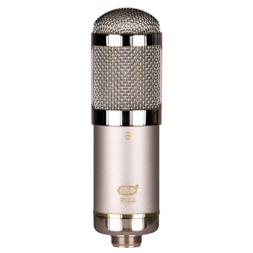 MXL R144 HE Heritage Edition Ribbon Microphone from MXL