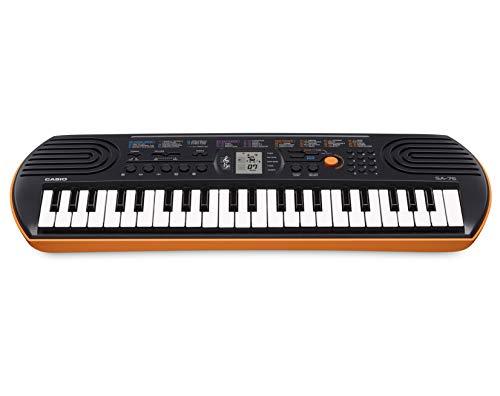 Casio SA76 44-Key Mini Personal Keyboard (Casio 49 Key Keyboard)