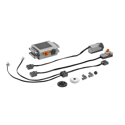Lego 8293 Technic Power Function Accessory Box Use