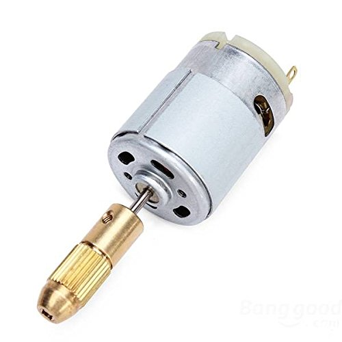 mark8shop WLXY Mini Elektro Handbohrer DIY Elektrischer Bohrer Bohren Werkzeug Set
