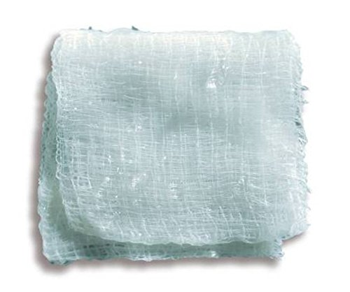 McKesson 61-53022 Hydrogel Impregnated Gauze Dressing, Sterile, Latex Free, 2