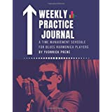 Weekly Practice Journal for Blues Harmonica Players