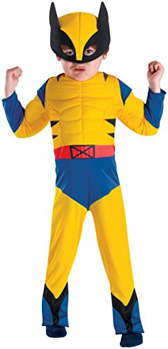 Wolverine Muscle Toddler Costume, Small (2T) -