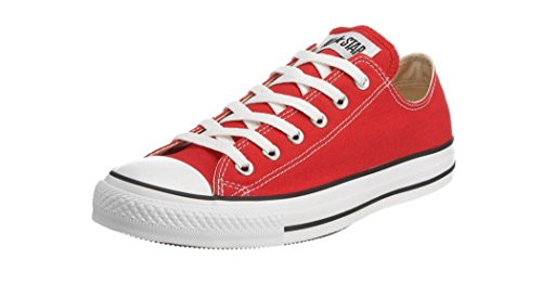 Converseer Unisex Chuck Taylor All Star Low Top Rood