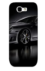 Durable Case For The Galaxy Note 2 - Eco-friendly Retail Packaging(techart Gt Street Rs )