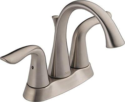 Delta Lahara Centerset Bathroom Faucet