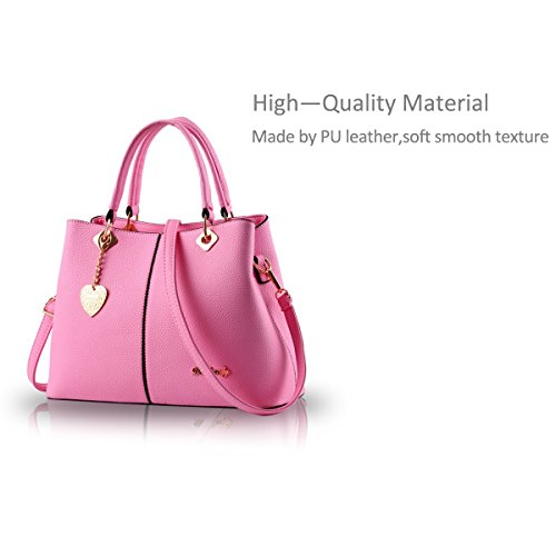 bag Bag Pink women Pink women's handbag Nicole Bag purse Messenger simple singles fashion bag amp;Doris female new big PxU6gEq