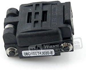 ALLPARTZ Waveshare 08QN50T43020 Test /& Burn-in Socket