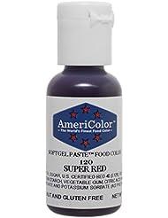 AmeriColor Super Red Soft Gel Paste, .75oz