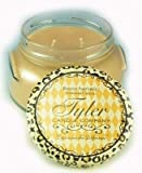 Tyler Candles - Cinnabuns Scented Candle - 11 Ounce 2 Wick Candle