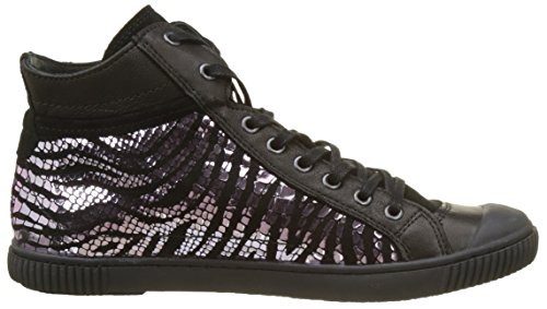 Pataugas Bono/Z, Sneaker a Collo Alto Donna Porpora (Violet)