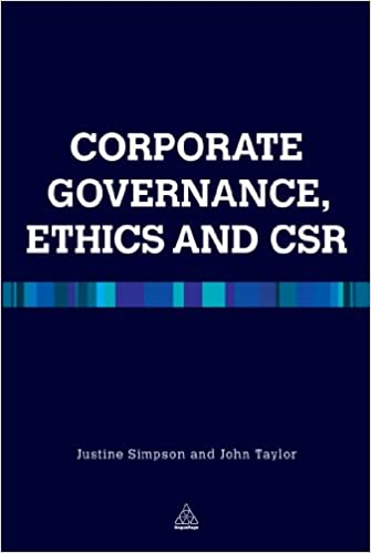 Corporate governance   Find Your Free Book Now!