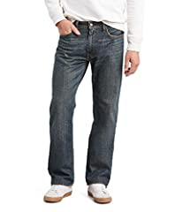 Levi's Size Chart  A modern take on the uncompromising Levi's® classic. The 559™ cut features an easy fit through the seat and thigh that's relaxed without being too loose. Straight cut through the leg for a modern line. Sits below the...