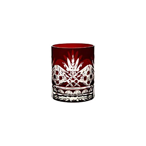 Hospitality Glass HG90426-006 Balmoral Ruby 13.5 Oz DOF Glass - 6 / CS
