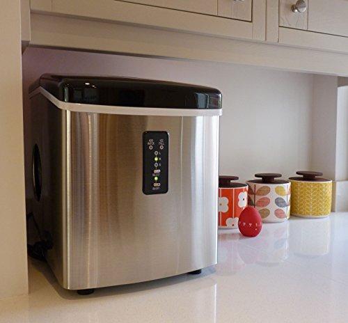 Youtube Countertop Ice Maker : Ice Machine - Portable, Counter Top Ice Maker MachineTG22 - Produces ...