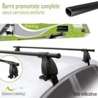 dal 2013 5 p EasyOne Green Valley Barre Portatutto Portapacchi Renault Captur
