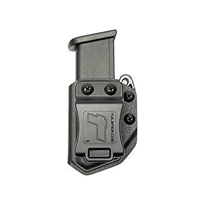 Tulster Universal 9mm/.40 Double Stack Mag Carrier Echo Carrier IWB/OWB