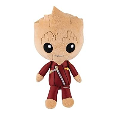 Funko Plush: Guardians of the Galaxy 2 Groot in Jumpsuit Plush Figure Toy: Toys & Games
