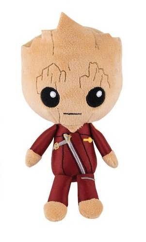 Funko Plush: Guardians of the Galaxy 2 Groot in Jumpsuit Plu