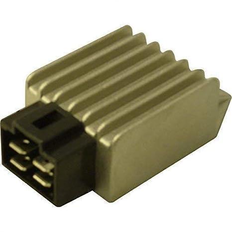 A Spannungsregler//Gleichrichter JINAN QINGQI QM50QT-6