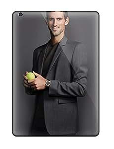 High Quality LwkzkST3942gmVTz Novak Djokovic Pictures Tpu Case For Ipad Air