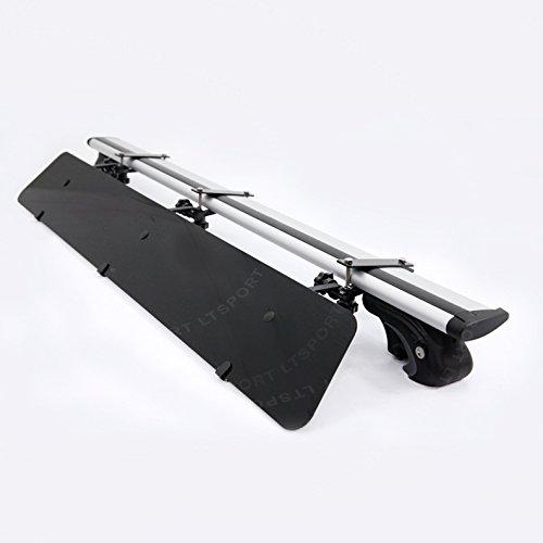 LT Sport SN#100000001022-1188-226 for Mitsubishi Roof Rack Aerodynamic Cross Bar + Wind Fairing ()